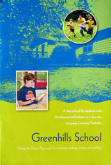Greenhills School Brochure
